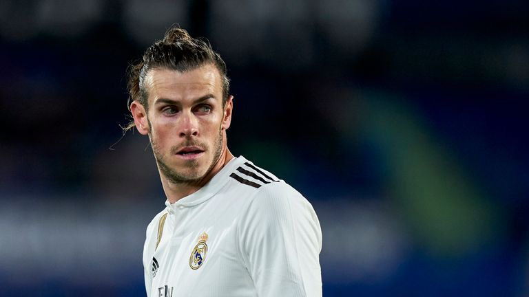 Gareth Bale's relationship with Real Madrid boss Zinedine Zidane appears to be at an all-time low.