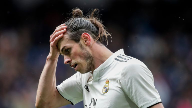 Gareth Bale has been continually linked with a move away from Real Madrid this summer.