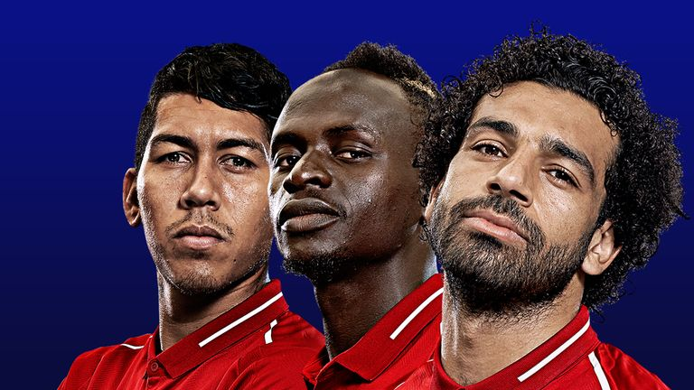 Roberto Firmino, Sadio Mane and Mohamed Salah have not had much rest ahead of Liverpool's Premier League season