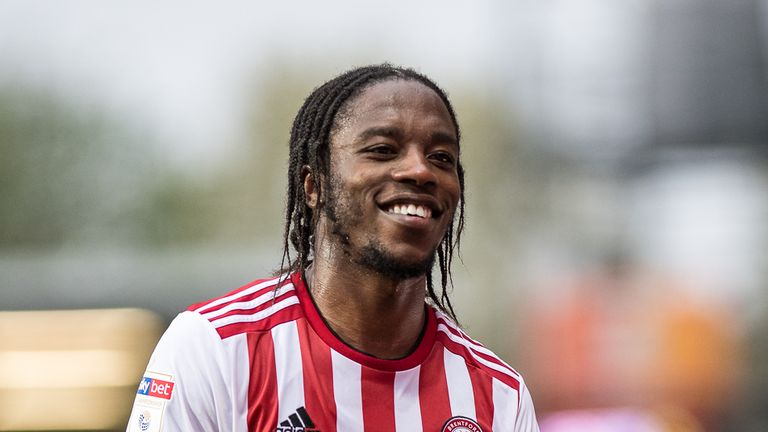 Brentford's Romaine Sawyers is of interest to West Brom
