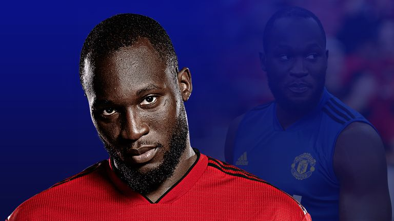 Is Romelu Lukaku set to leave Manchester United?