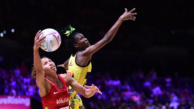 The Vitality Roses' captain has developed and is flying according to Layton