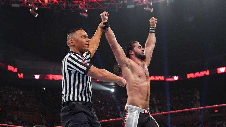 Seth Rollins: Paul Heyman can improve WWE Monday Night Raw
