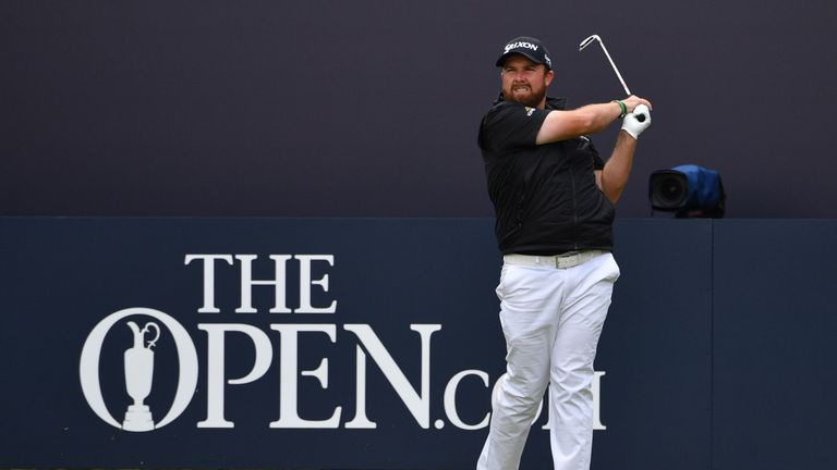 Lowry's third-round 63 opened up a significant gap over Tommy Fleetwood