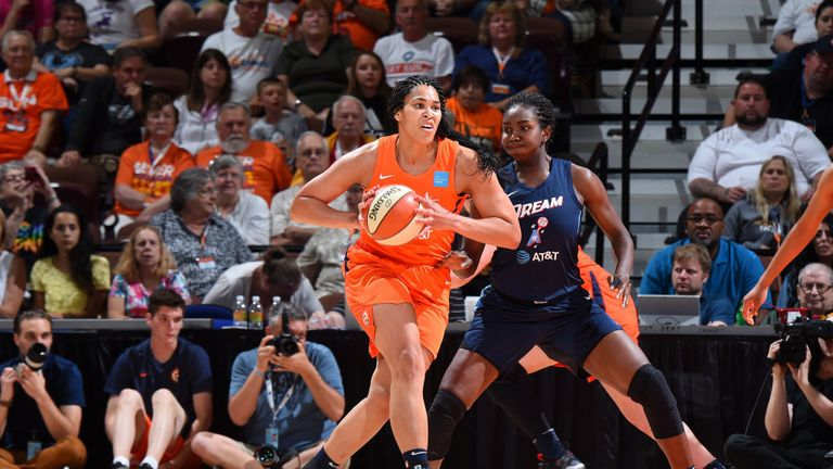 WNBA Connecticut Sun v Atlanta Dream
