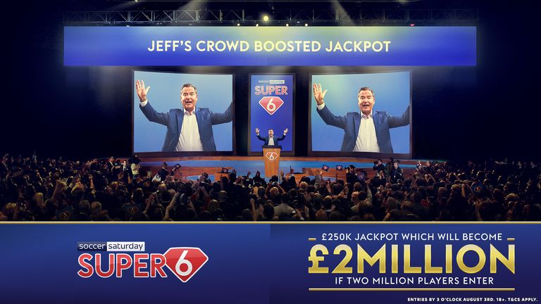 Super 6 £2m jackpot: Opening-day tips and clues | Football News
