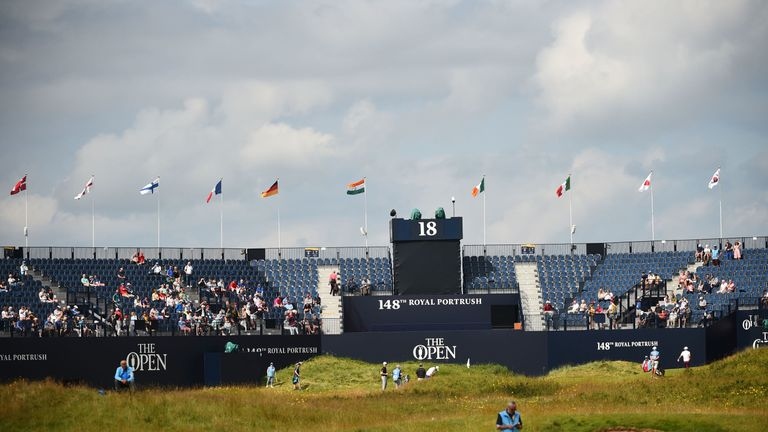 Ewen Murray says Royal Portrush will be an outstanding venue for The Open