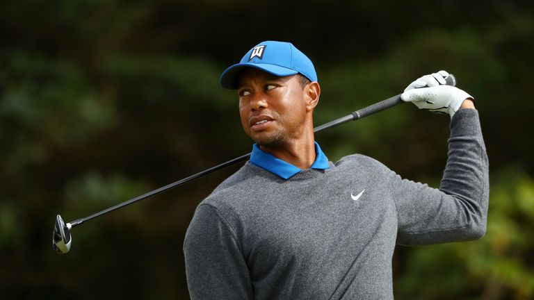 Tiger Woods needs a low round on Friday to make the cut