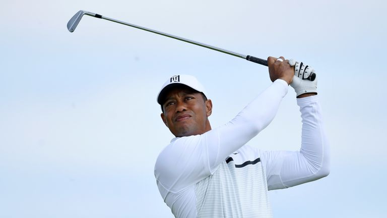 Woods has only made 10 tournament appearances in 2019