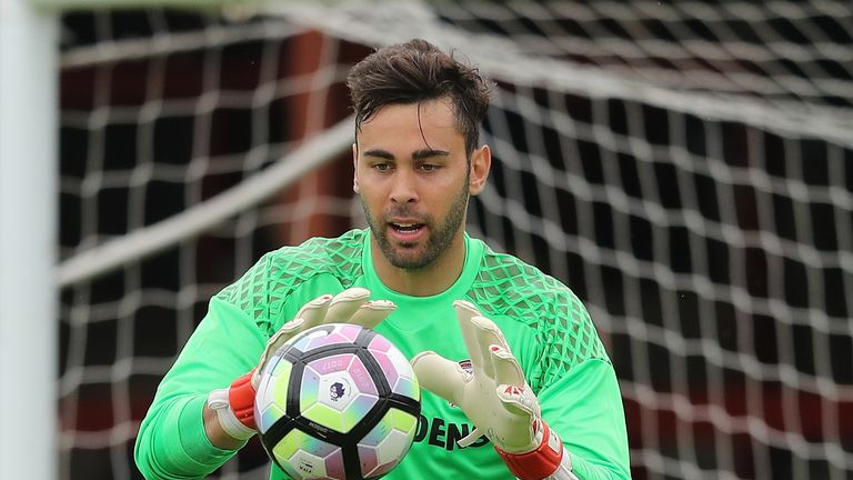Tomas Mejias originally joined Middlesbrough from Real Madrid in 2014
