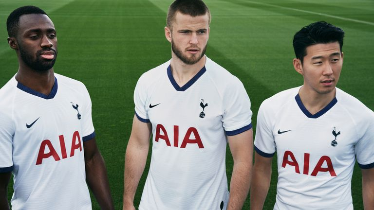 new products 17463 af2ab New Premier League kits for the 2019/20 season | Football ...