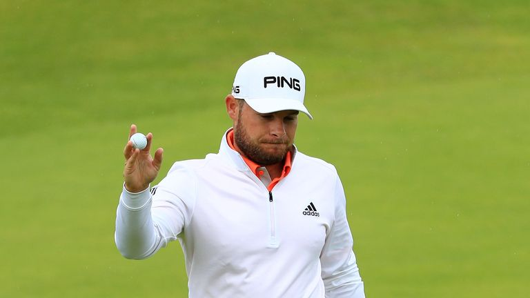 Tyrrell Hatton has missed the cut in five of his previous seven Opens