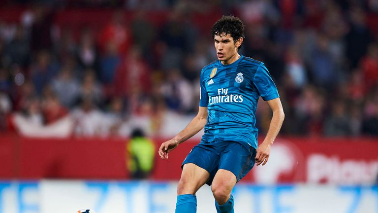 Wolves sign Vallejo on season-long loan from Real Madrid