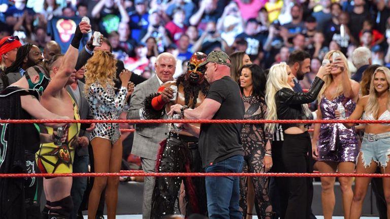 WWE Raw 22nd July