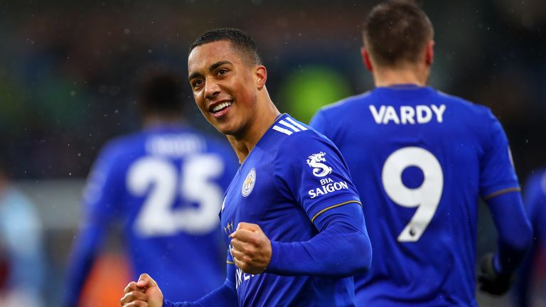 Youri Tielemans has joined Leicester on a permanent deal
