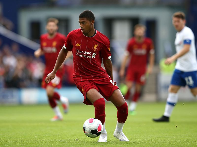 Tranmere 0 6 Liverpool Match Report Highlights
