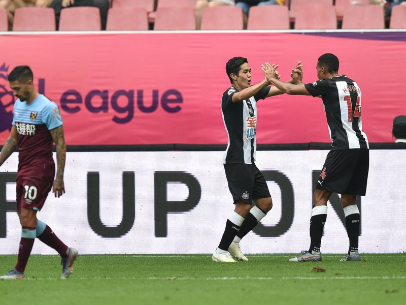 Newcastle 1 0 West Ham Match Report Highlights