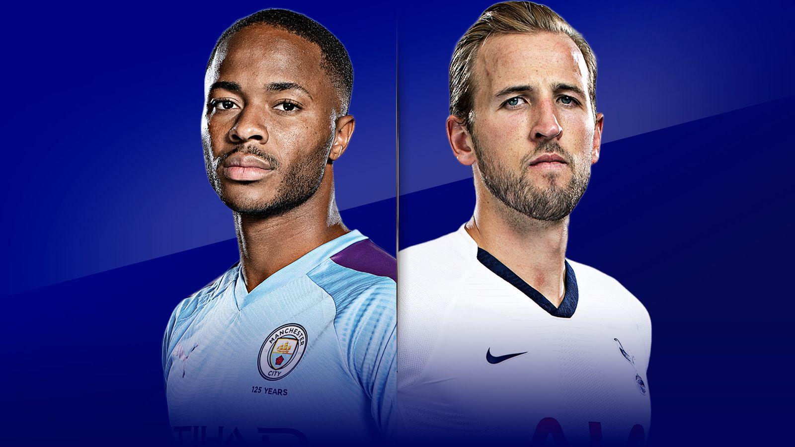 Image result for Manchester City – Tottenham