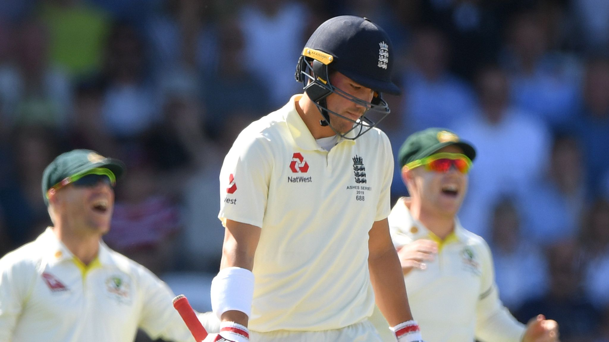 Ashes Debate Podcast: Bob Willis says England 'abject' at