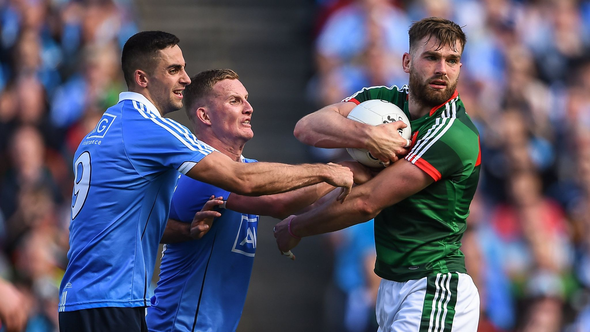 Mayo draw Down in second round of football qualifiers