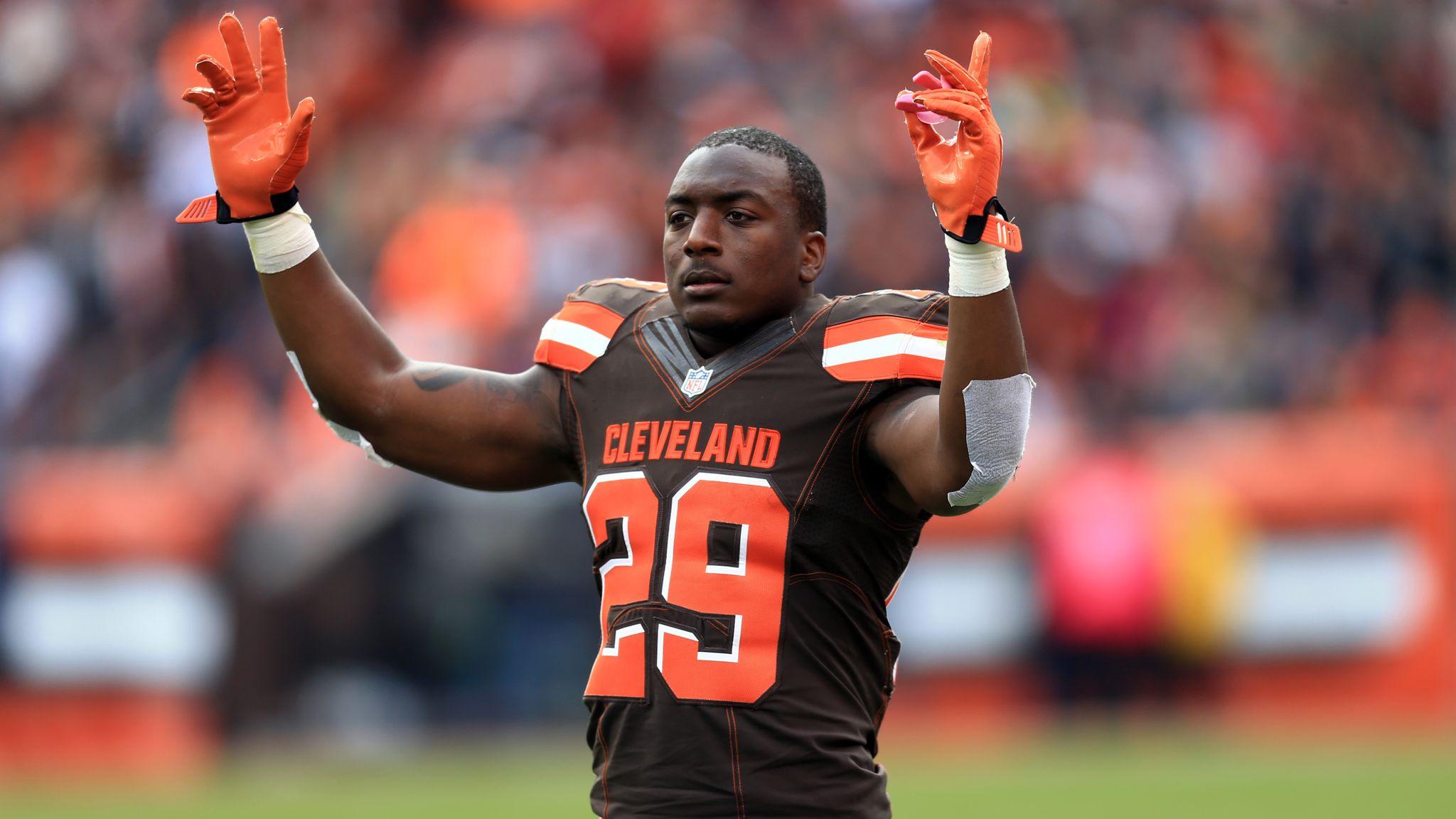 68b63911 Cleveland Browns trade Duke Johnson to Houston Texans | NFL News ...