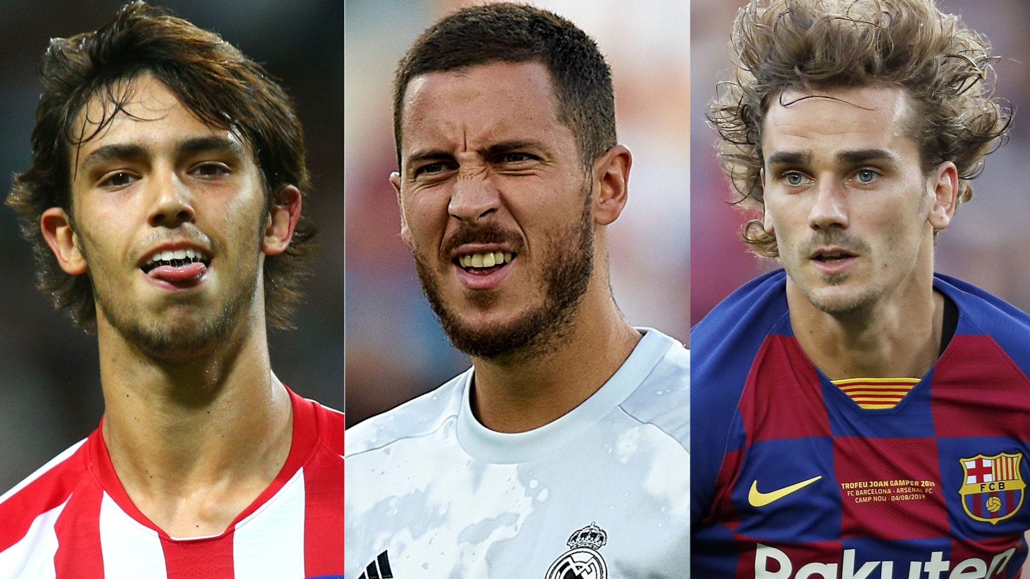 Real Madrid Vs Barcelona Vs Atletico Madrid How Are Rivals