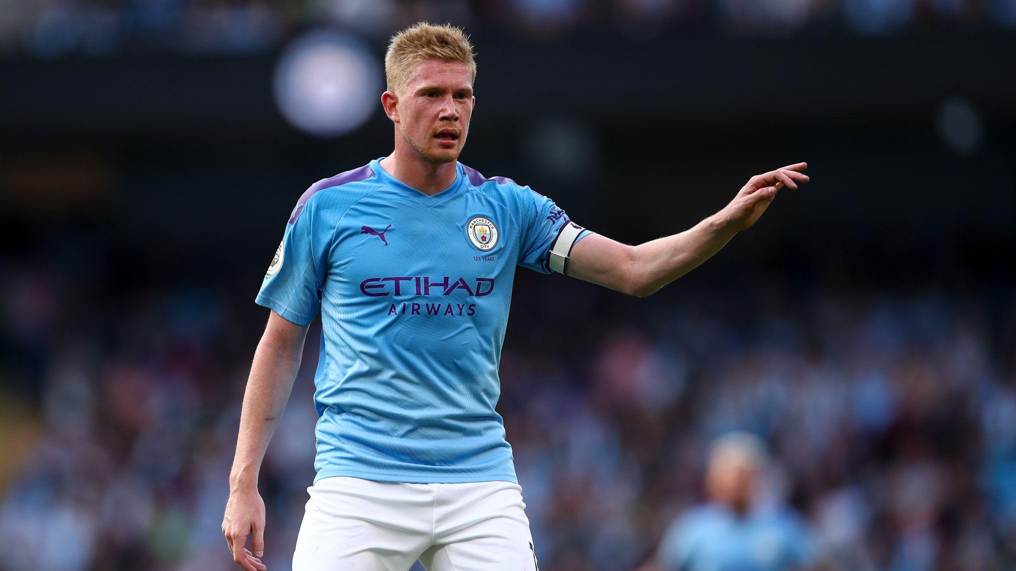 Man City Vs Tottenham Player Ratings Kevin De Bruyne Stars