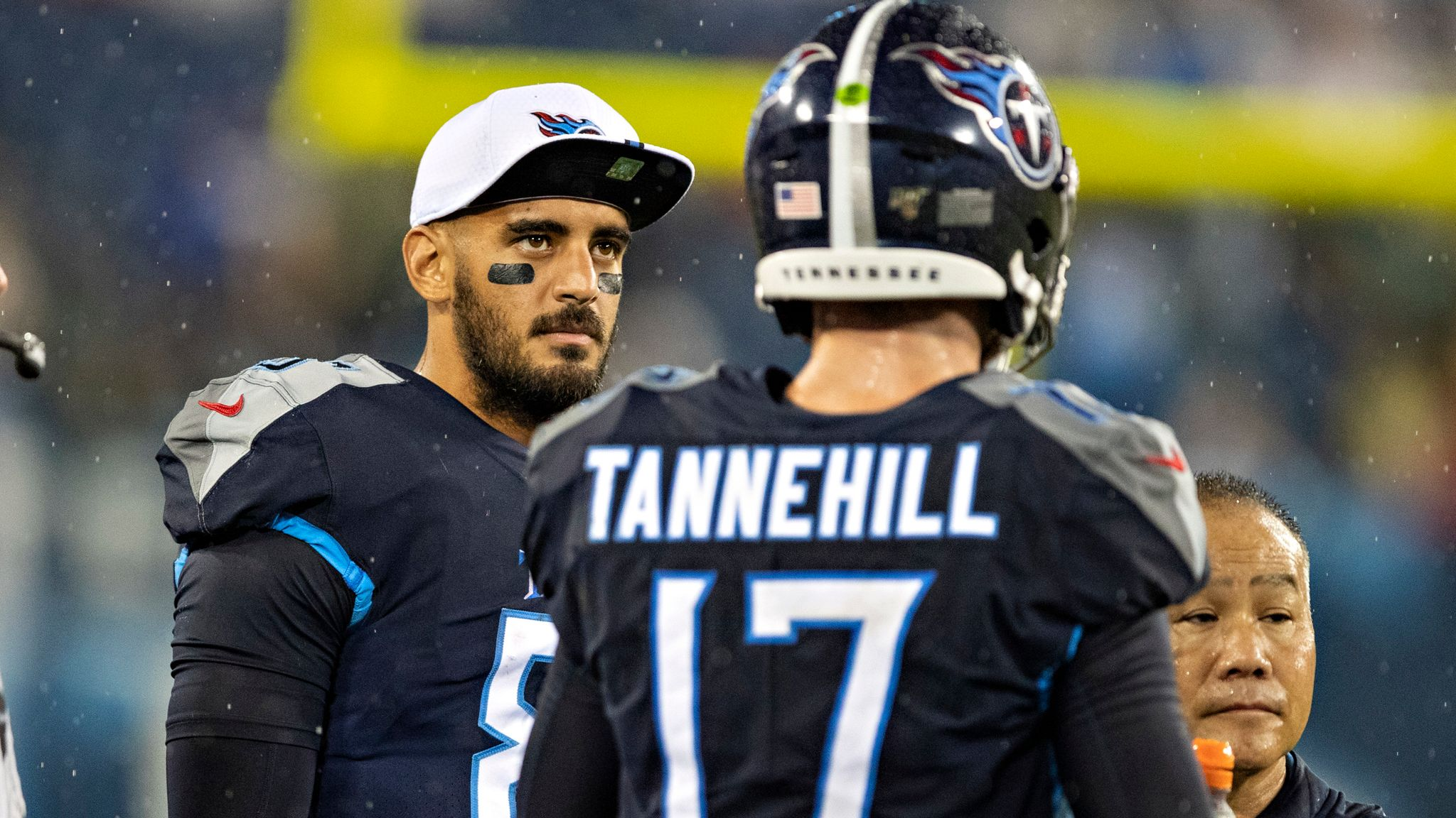 Tennessee Titans to bench Marcus Mariota for Ryan Tannehill