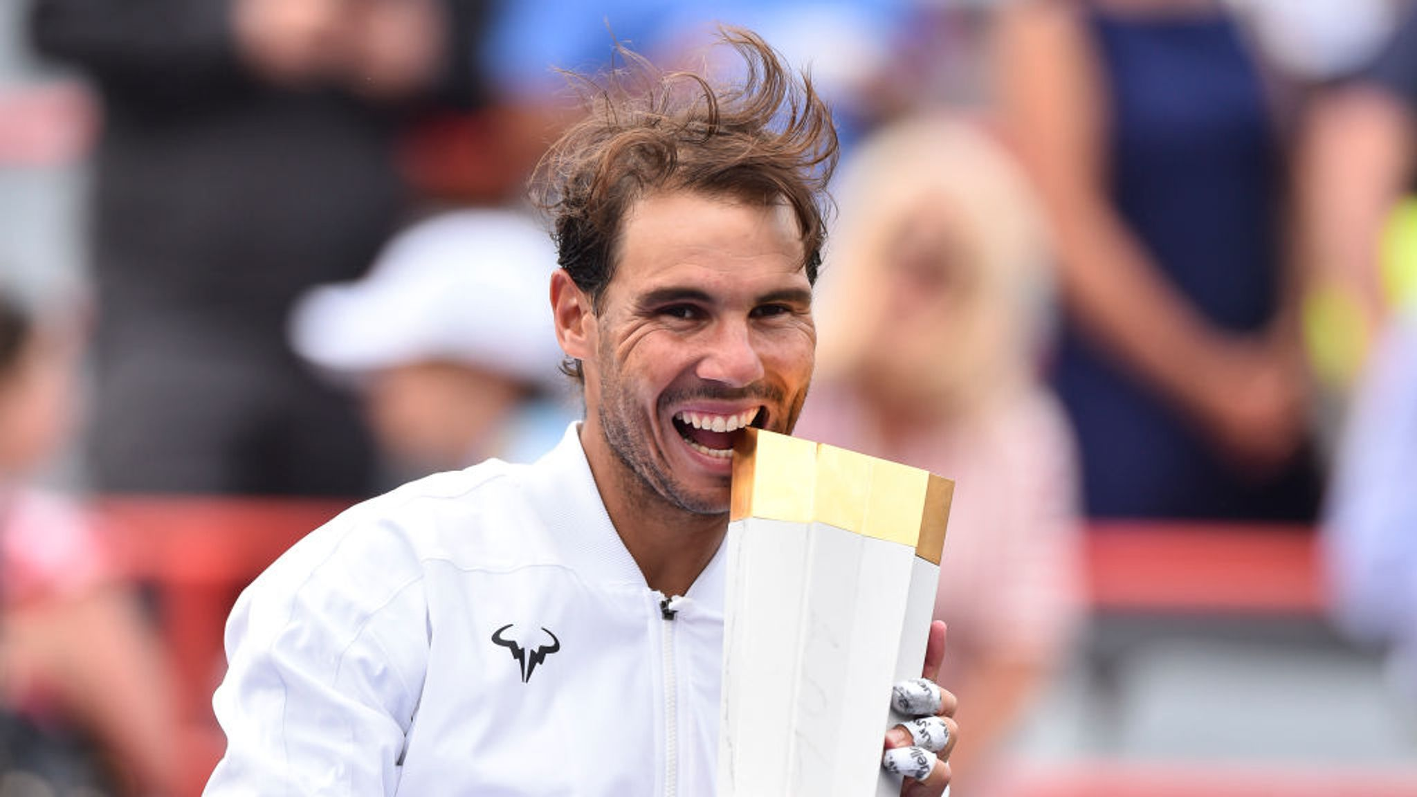 Rafael Nadal roars to Rogers Cup title in Montreal