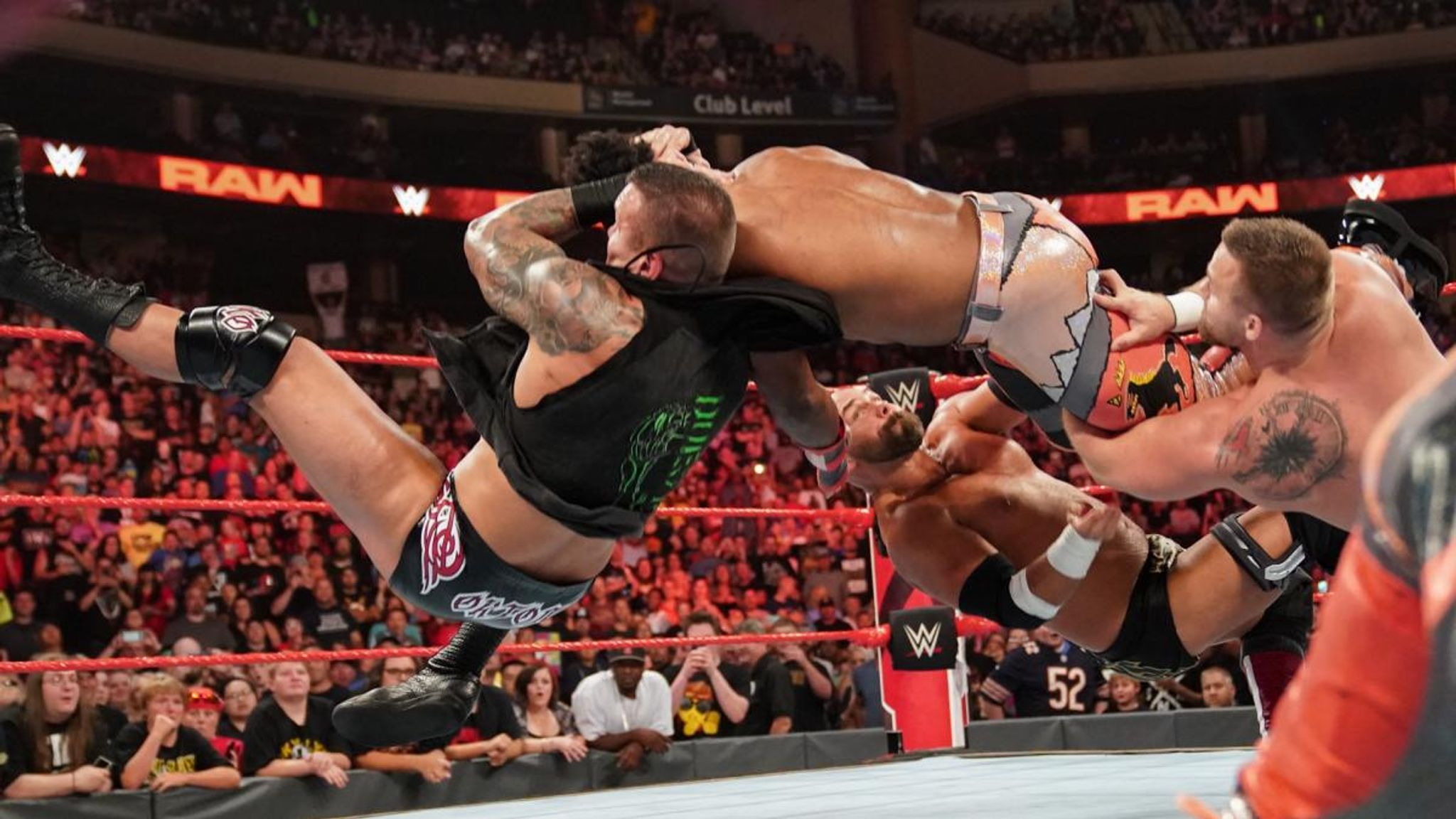 WWE Raw: This week's highlights from Monday night's show