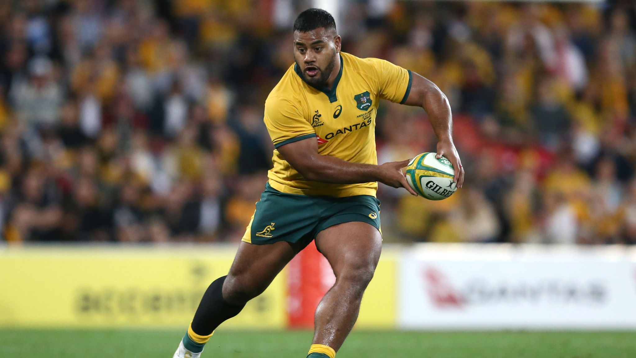 Taniela Tupou Signs New Four Year Australia And Queensland Reds Deal Rugby Union News Sky Sports