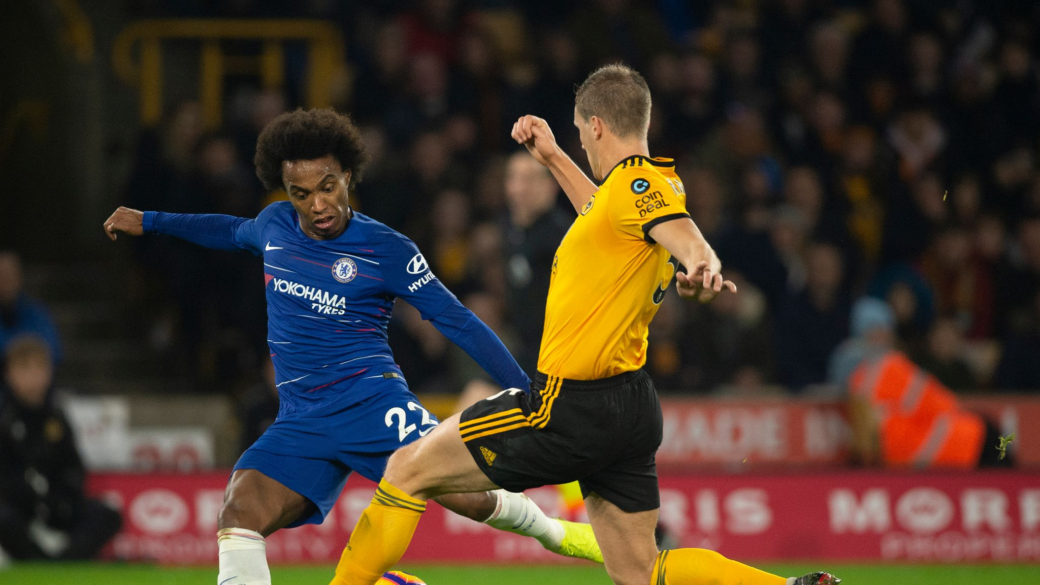 Willian urges Chelsea board to be patient with Frank Lampard