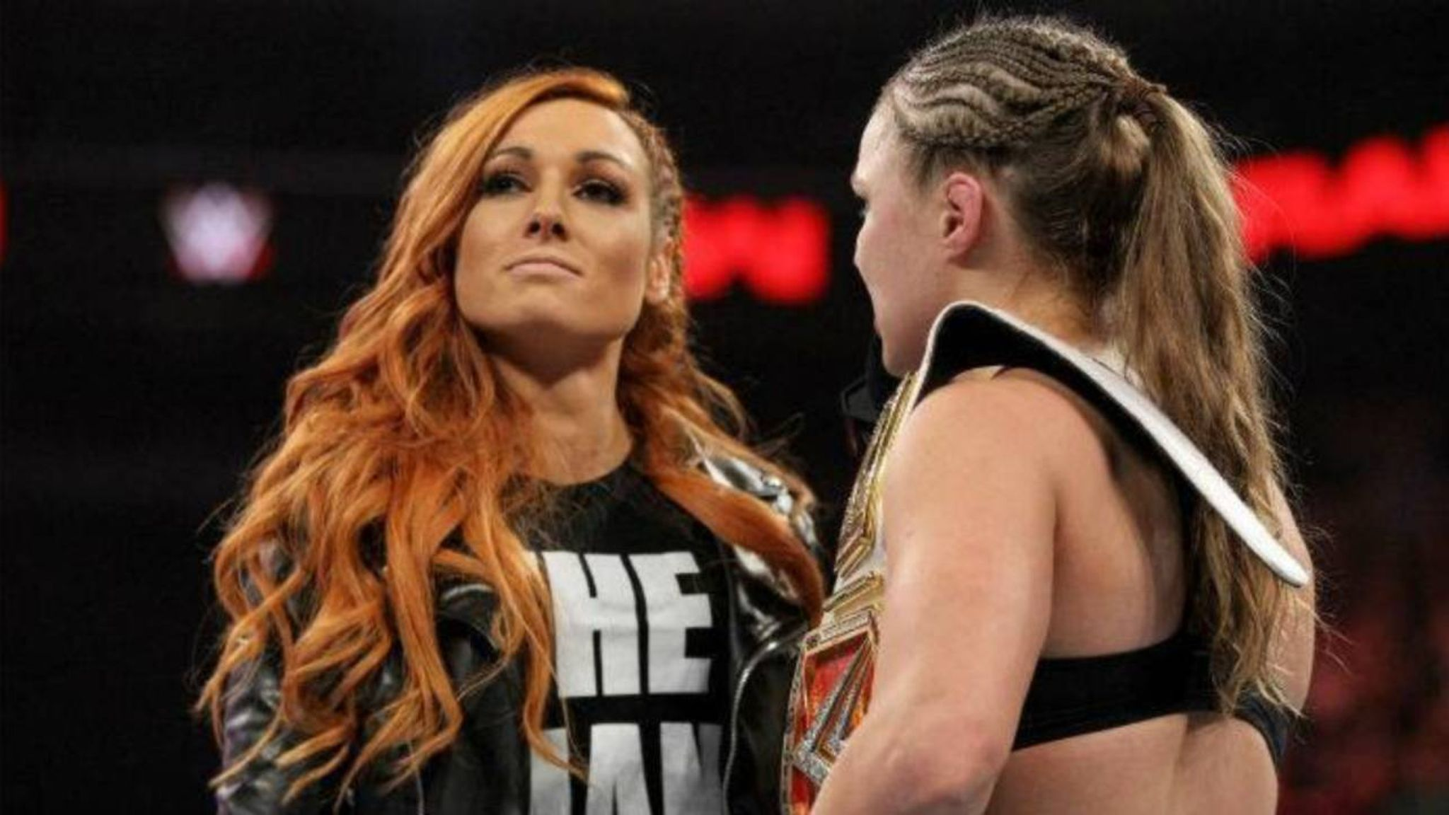 Becky Lynch has 'unfinished business' with Ronda Rousey