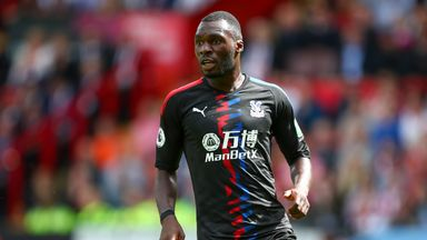 fifa live scores - Christian Benteke: Crystal Palace manager Roy Hodgson says 'no magic solution' to striker's form