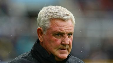 fifa live scores - Newcastle boss Steve Bruce says Peter Kenyon's bid to takeover the club is 'news to him'