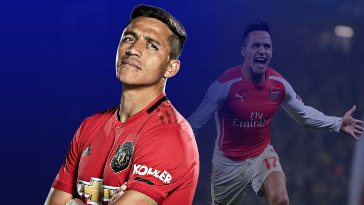 Alexis Sanchez struggled to recreate his Arsenal form at Manchester United