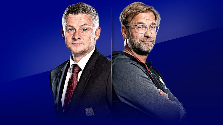 Ole Gunnar Solskjaer and Jurgen Klopp will go head-to-head on Sunday October 20