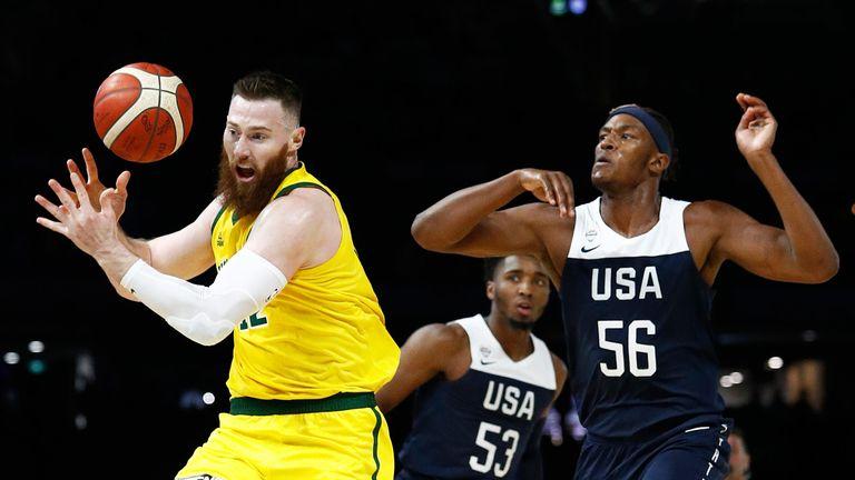 Gregg Popovich sounds alarm after Australia end Team USA win streak | NBA News |