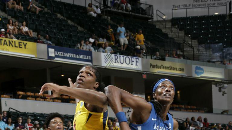 WNBA: Kayla McBride scores 21 points as Las Vegas Aces beat Dallas Wings | NBA News |