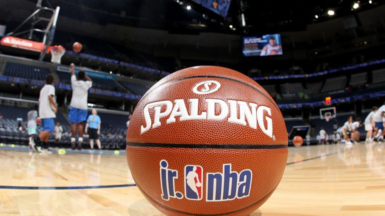 Watch the Jr. NBA  Global Championships live on Sky Sports Mix