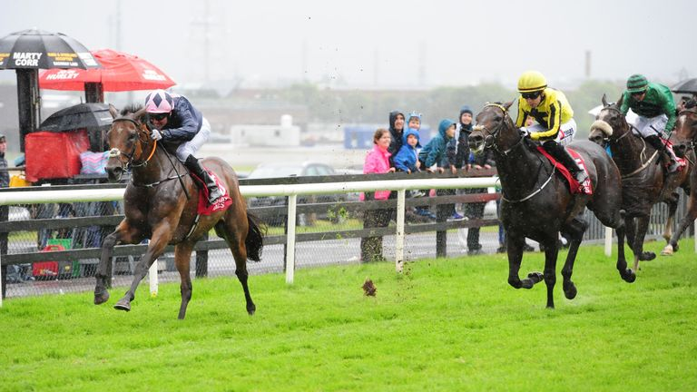 Laughifuwant wins at Galway