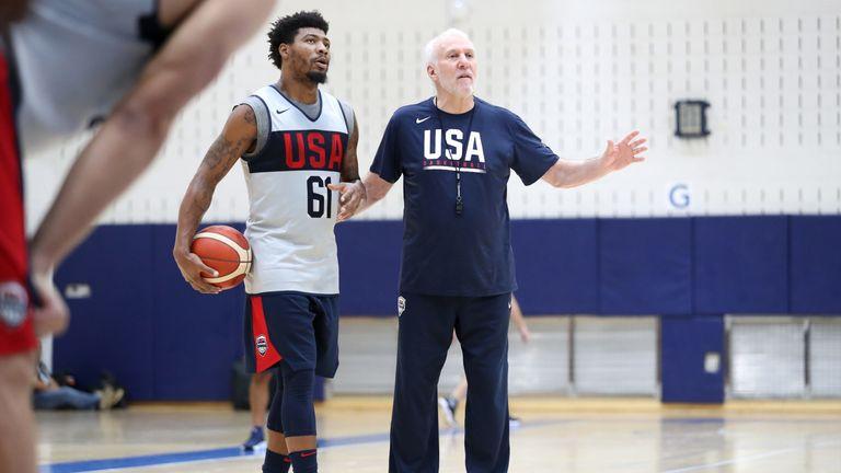 True News Usa >> For Gregg Popovich Coaching Team Usa At The Fiba World Cup