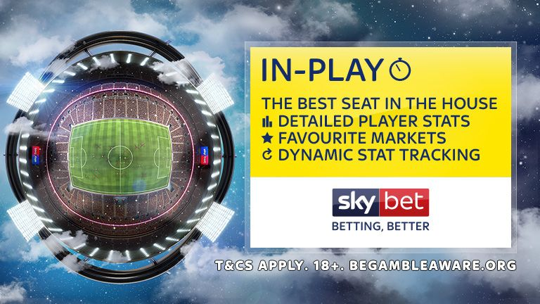Sky Bet- In Play The Best Seat in the House