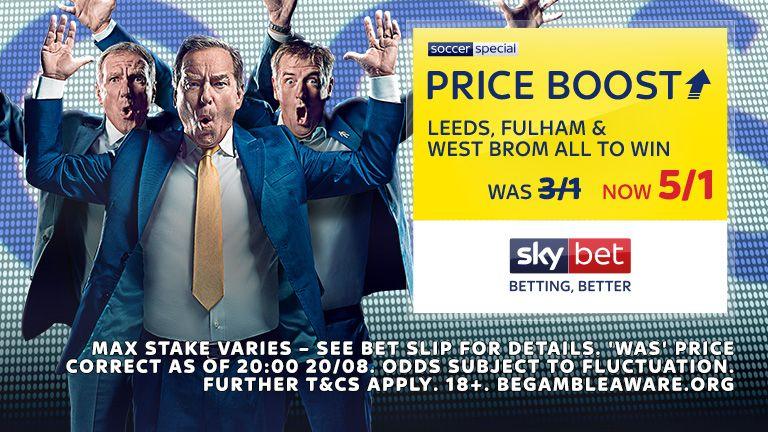 SSPB Leeds Fulham West Brom