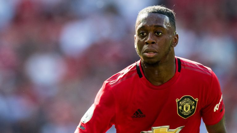 Aaron Wan-Bissaka joined Manchester United for £50m this past summer.