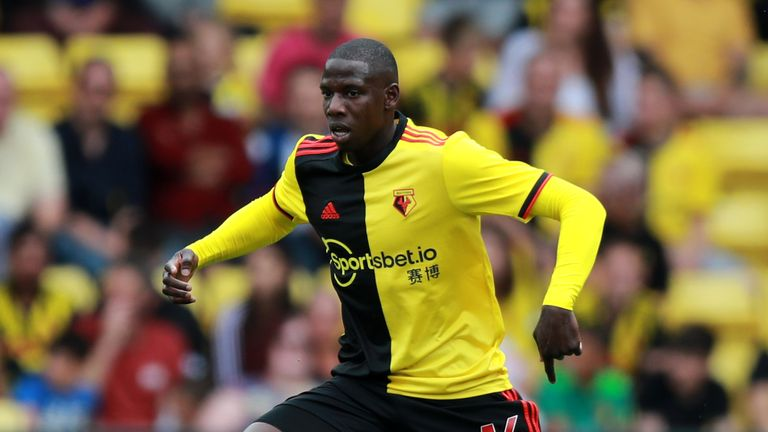 Everton remain keen to sign Watford midfielder Abdoulaye Doucoure