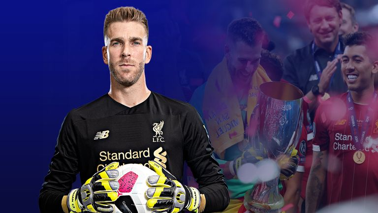Adrian is good enough to cover Alisson's Liverpool absence