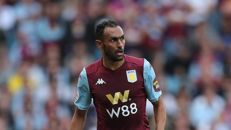 Ahmed Elmohamady: Aston Villa defender signs one-year contract extension
