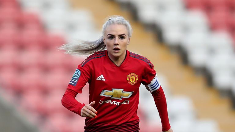 Alex Greenwood leaves Manchester United for Lyon | Football News