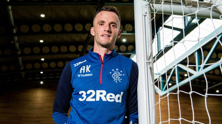 Andy King becomes Rangers' 10th signing of the summer